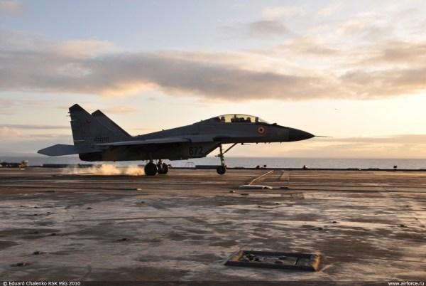 A Marinha Indiana afirma que o MiG-29 continua sendo a melhor opção de aviação de caça.