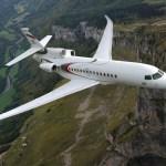 LABACE: Dassault apresenta pela primeira vez no Brasil o Falcon 8X