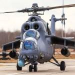 Nigéria conclui aquisição de 12 novos helicópteros Mi-35M