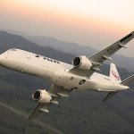 Embraer e Japan Airlines estendem programa de peças de reposição da frota de E-Jets