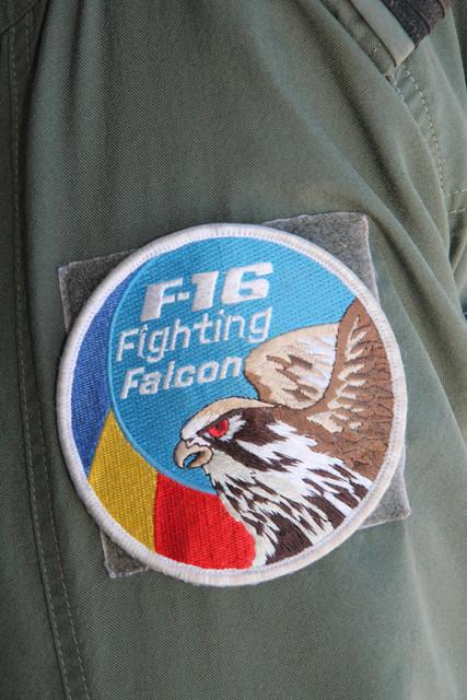 No total, a Romênia receberá 12 aeronaves F-16 modernizadas, que  visam substituir antigos caças MiG-21 Lancer. (Foto: Romanian MoD)