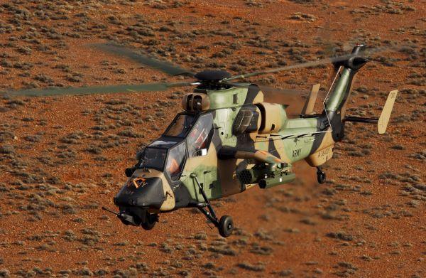 O Departamento de Defesa australiano está insatisfeito com seus helicópteros de ataque e reconhecimento Tiger ARH, e emitiu através de uma auditoria um relatório mostrando as deficiências do Tiger.