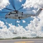 Helicóptero Sikorsky CH-53K King Stallion completa testes operacionais iniciais