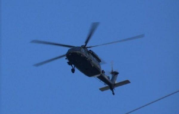 Uma recente foto do helicóptero utilitário chinês Z-20.