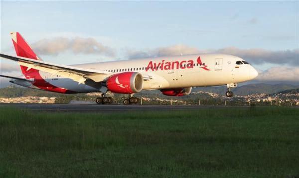 A Avianca retomou seus voos para Caracas, após um incidente ocorrido sexta-feira a noite com um Boeing 787 da companhia.