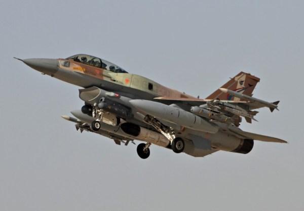 A Força Aérea de Israel perdeu um caça F-16I Sufa, após uma missão de ataque na faixa de Gaza. (Foto: IDF)