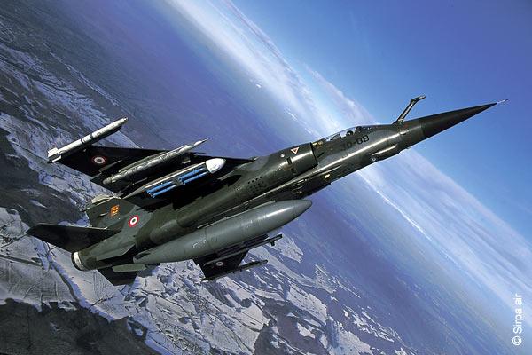 Mirage F 1 - França agora oferece o Dassault Mirage F.1 por € 40 milhões