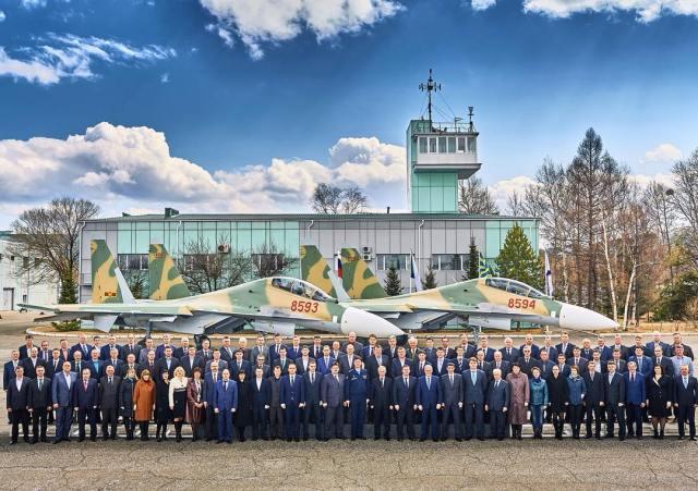 O Vietnã recebeu os dois últimos Sukhoi Su-30MK2.