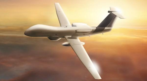 O programa de uma aeronave tripulada remotamente MALE RPAS para Europa teve início do trabalho de definição do projeto pelas nações participantes. (Foto: Airbus DS)
