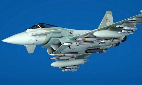 O Kuwait encomendou 18 avançados pods de designação Sniper da Lockheed Martin.