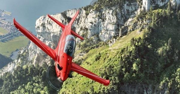 A Pilatus já vendeu mais de 150 unidades do PC-21 para 6 países. (Foto: Pilatus Aircraft)