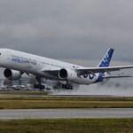 IMAGENS: Voa o primeiro Airbus A350-1000