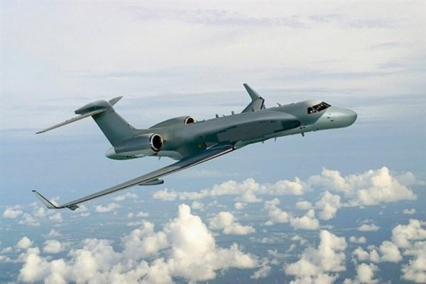 Itália em breve deve receber seu novo AWACS.