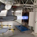 VÍDEO: Gripen NG durante testes estáticos de motor