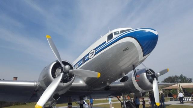 DC 3 varig experience - VARIG EXPERIENCE divulga calendário de visitação para o mês de novembro