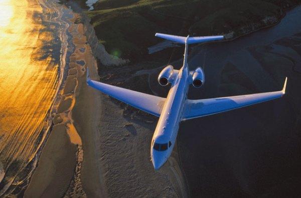 O Governo Polonês adquiriu duas aeronaves executivas Gulfstream G550 para funções de transporte VIP. (Foto: Gulfstream)
