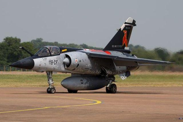 Mirage F1 1 - Mirage F.1 para a Argentina. De novo?