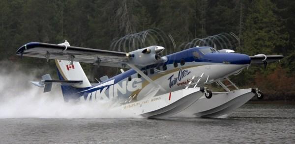 A aeronave Twin Otter Series 400 foi lançada em 2007.