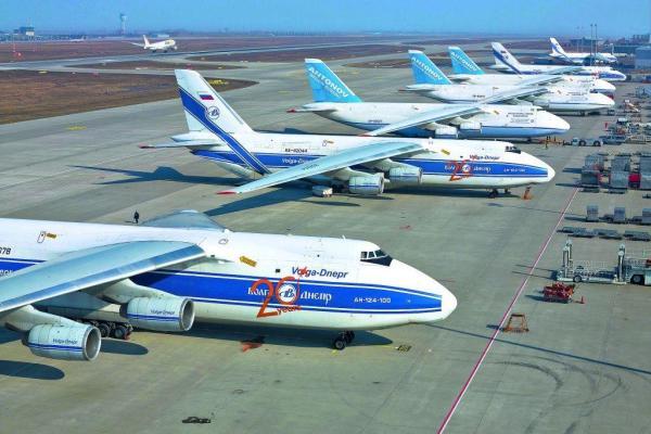 A Joint Venture criada entre as empresas Antonov Airlines e a Volga-Dnepr visou otimizar as operações das aeronaves An-124-100.