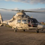 Marinha do México recebe adicionais helicópteros AS565 MBe Panther e H225