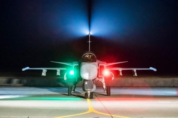 A Saab e o Brasil estão trabalhando junto no projeto do Gripen NG para FAB. (Foto: Saab)