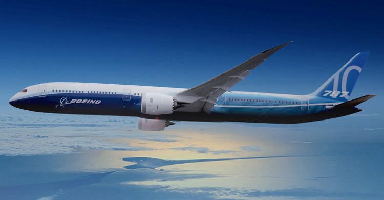 Começa a montagem final do primeiro Boeing 787-10 Dreamliner | Cavok Brasil ...