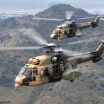 Airbus entrega o último helicóptero H215M para o Chile