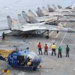 Marinha da Índia abre competição para compra de novo caça embarcado