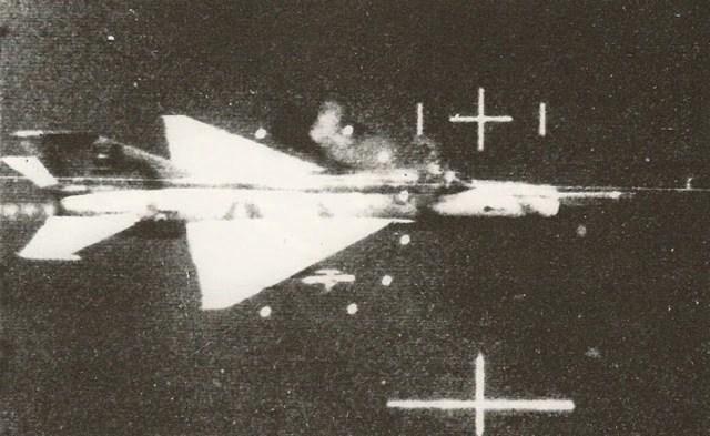 MiG 21 egito 3 - Guerra do Yom Kippur: SAM x Phantom