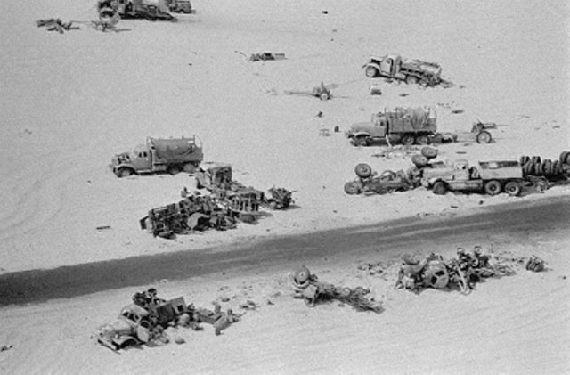 T55 - Guerra do Yom Kippur: choque de Titãs