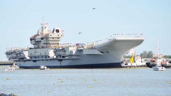 ea0c2bc4 fd5c 4dcf bf92 6be1126accff 1482052808 600x340 - Marinha da Índia abre competição para compra de novo caça embarcado