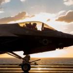 """Chefe de operações navais da Marinha dos EUA diz: """"Nós precisamos do F-35"""""""