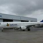 Airlink se torna primeira companhia aérea da África do Sul a adquirir os E-Jets da Embraer