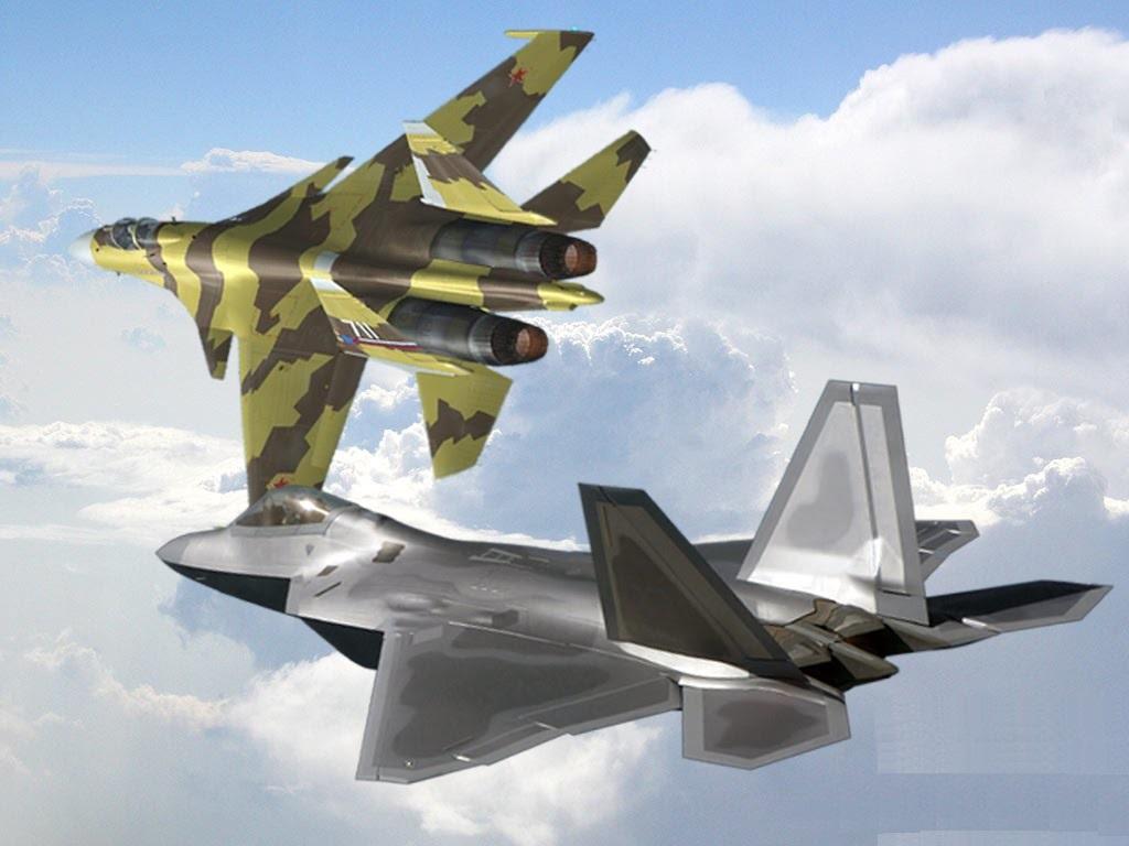 Su-35 vs F-22: Quem ganha num 'Dogfight'? | Cavok Brasil - Notícias