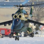 Helicóptero demonstrador de alta velocidade russo retoma voos de testes