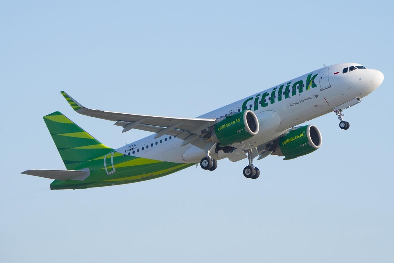 Citilink a primeira companhia area da indonsia a operar com o o airbus a320 neo trar mais benefcios para companhia area de baixo custo citilink reheart Image collections
