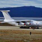 "Forças Armadas argentinas usam Ilyushin Il-76 na ""Campaña Antártica de Verano 2016/2017"""