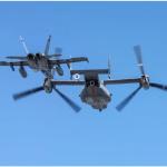 V-22 Osprey vai ser capaz de reabastecer outras aeronaves em 2019