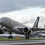 Aeronave Bombardier C Series completa primeiro voo transatlântico sem escalas, de NYC para Londres