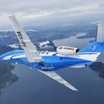 IMAGENS: Voa o terceiro protótipo do jato executivo Pilatus PC-24