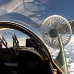 VÍDEO: KC-390 realizando testes de reabastecendo em voo com caças F-5EM da FAB