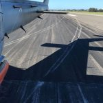 Perícia de piloto salva aeronave e tripulação