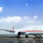 IMAGENS: Deer Jet exibe a aeronave VVIP 787 'Dream Jet' no Reino Unido