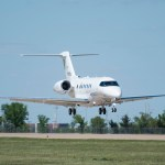 Cessna integra quarto jato Longitude no programa de testes de voo