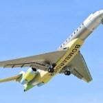 Bombardier coloca no programa de testes de voo a terceira aeronave Global 7000