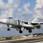 Rússia reimplanta quatro bombardeiros Su-24 para o Tajiquistão
