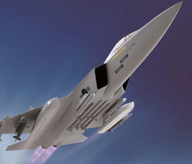 IMG 1286 - Israel vai fornecer suporte tecnológico ao programa KF-X da Coreia do Sul