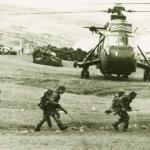 GUERRA DAS FALKLANDS/MALVINAS: Britânicos avançam sobre Port Stanley