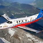 IMAGENS: Pilatus entrega 1.500º turboélice PC-12