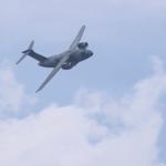VÍDEO: Apresentação aérea do KC-390 no Paris Air Show 2017